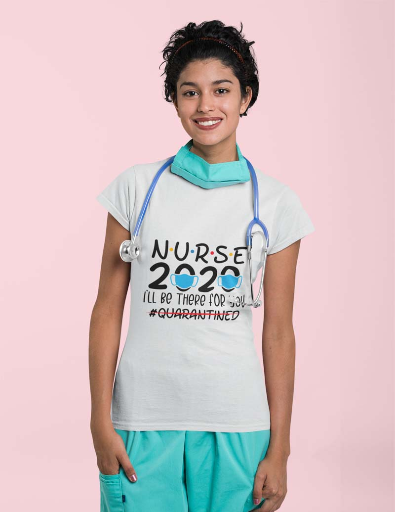 Nurse 2020 SVG design